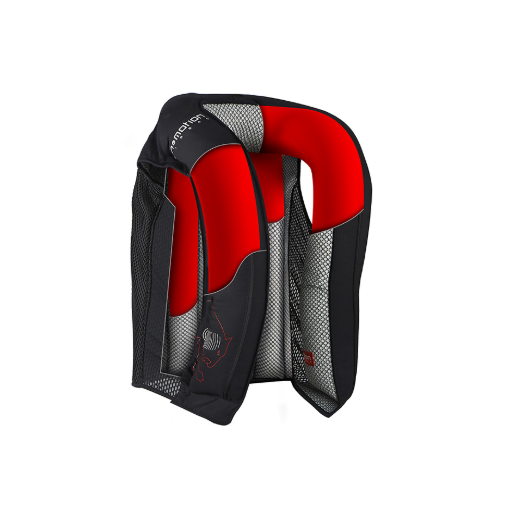 chaleco FURY AIRBAG SYSTEM inflado