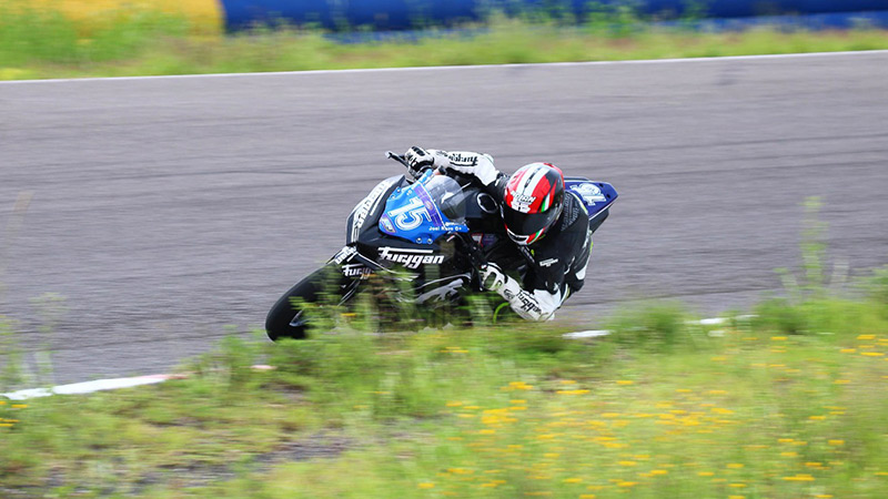 Joel Razon Racing Bike Mexico Queretaro Julio 2020 Jca Motorbikes Furygan Mexico 01