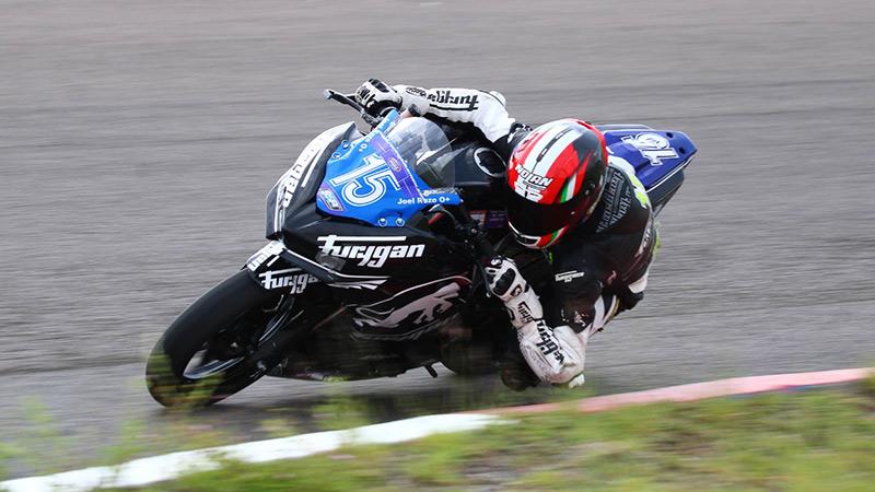 Joel Razon Racing Bike Mexico Queretaro Julio 2020 Jca Motorbikes Furygan Mexico 03