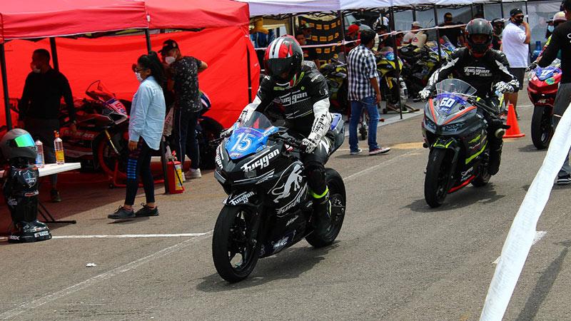 Joel Razon Racing Bike Mexico Queretaro Julio 2020 Jca Motorbikes Furygan Mexico 04