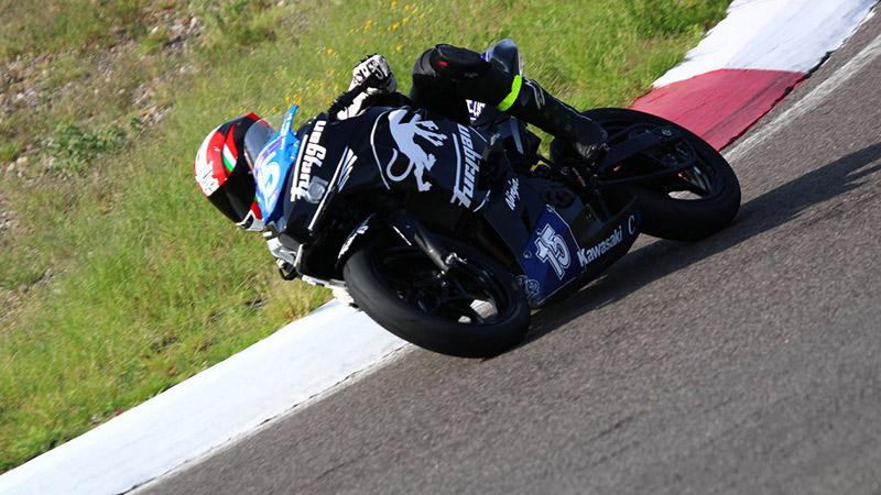 Joel Razon Racing Bike Mexico Queretaro Julio 2020 Jca Motorbikes Furygan Mexico 06