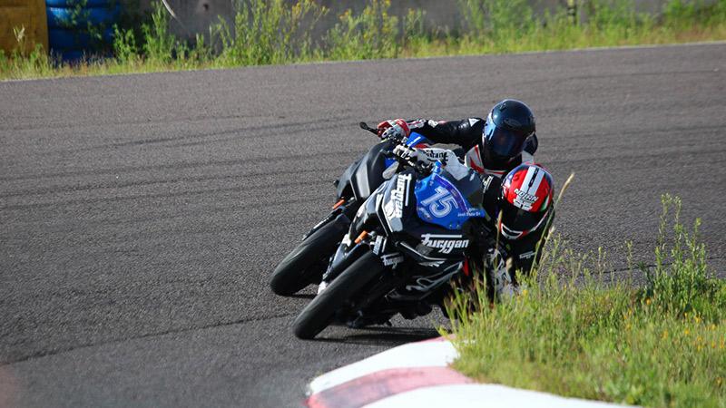 Joel Razon Racing Bike Mexico Queretaro Julio 2020 Jca Motorbikes Furygan Mexico 11