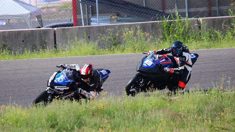 Joel Razon Racing Bike Mexico Queretaro Julio 2020 Jca Motorbikes Furygan Mexico 12