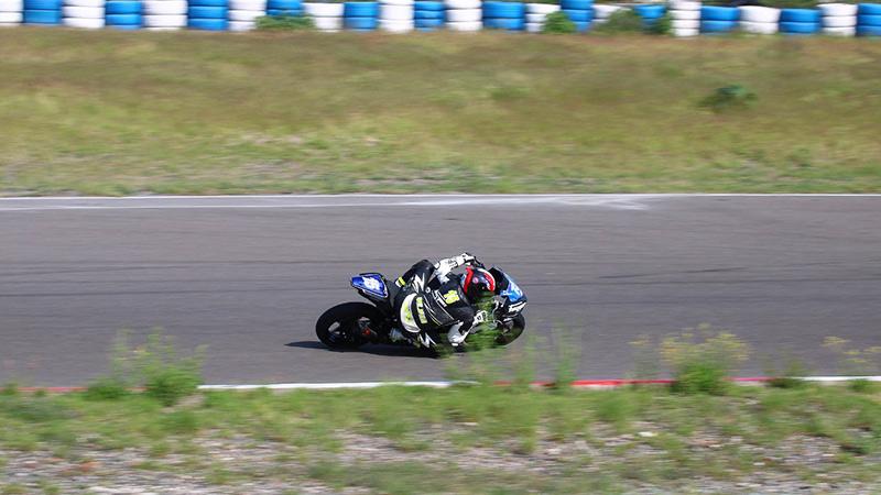 Joel Razon Racing Bike Mexico Queretaro Julio 2020 Jca Motorbikes Furygan Mexico 13