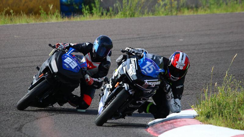 Joel Razon Racing Bike Mexico Queretaro Julio 2020 Jca Motorbikes Furygan Mexico 15