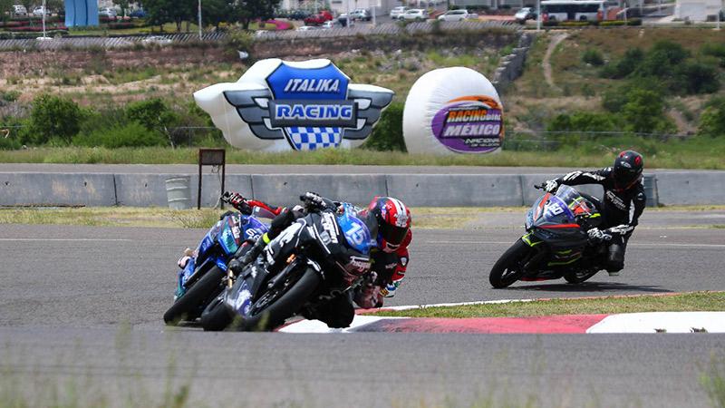 Joel Razon Racing Bike Mexico Queretaro Julio 2020 Jca Motorbikes Furygan Mexico 21