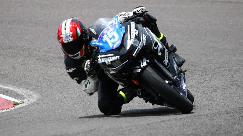 Joel Razon Racing Bike Mexico Queretaro Julio 2020 Jca Motorbikes Furygan Mexico 25