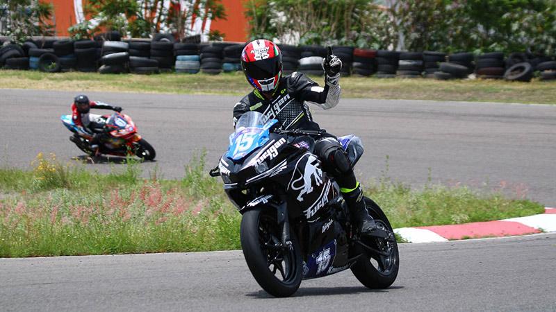 Joel Razon Racing Bike Mexico Queretaro Julio 2020 Jca Motorbikes Furygan Mexico 26