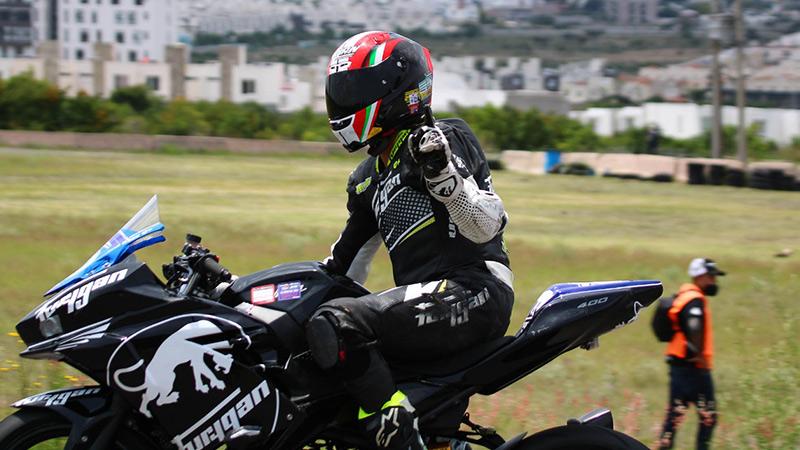 Joel Razon Racing Bike Mexico Queretaro Julio 2020 Jca Motorbikes Furygan Mexico 27