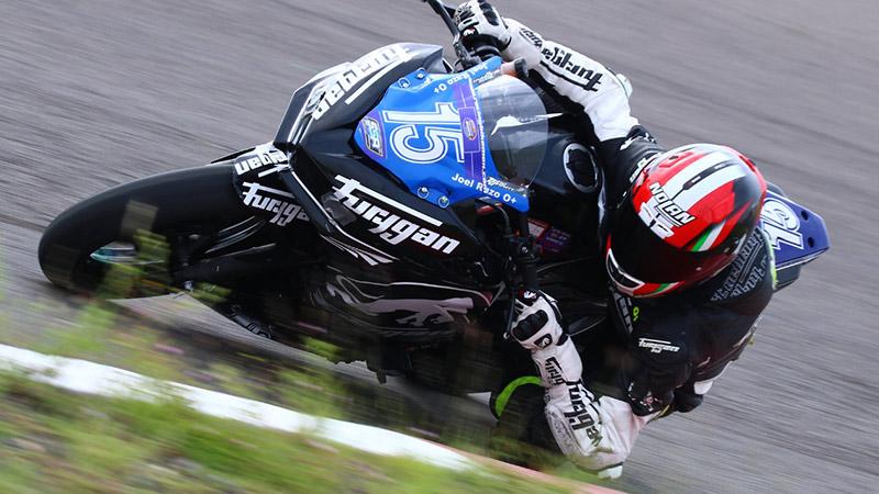 Joel Razon Racing Bike Mexico Queretaro Julio 2020 Jca Motorbikes Furygan Mexico 29