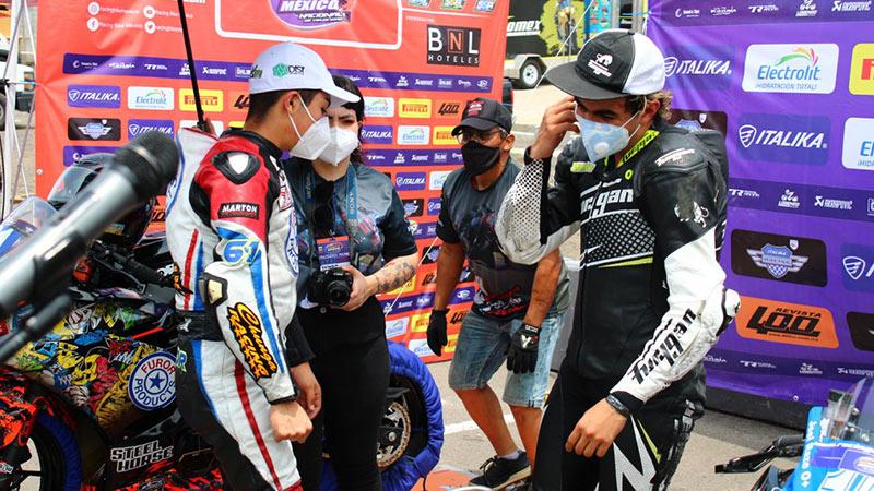 Joel Razon Racing Bike Mexico Queretaro Julio 2020 Jca Motorbikes Furygan Mexico 32
